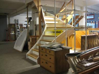 bauteilb rse bremen lagerrundgang. Black Bedroom Furniture Sets. Home Design Ideas
