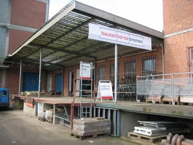 Bauteilbörse Bremen Bauteillagerlager